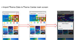 lenovo launcher themes download solved import theme will be supported in lenovo s90 lenovo