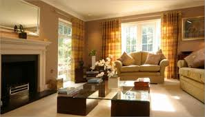 simple colour combination for living room modern style living room
