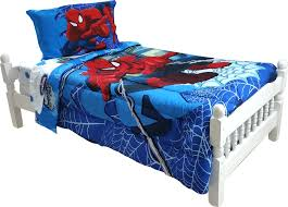 3pc marvel spiderman twin bed sheet set superhero astonish bedding