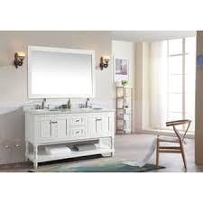 size double vanities bathroom vanities u0026 vanity cabinets for less