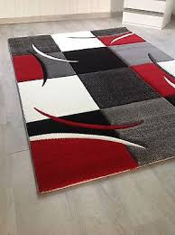 tappeto moderno rosso tappeto salotto moderno rosso ispirazione interior design idee