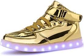 light up shoes for adults men amazon com poppin kicks unisex adults led light up shoes men women