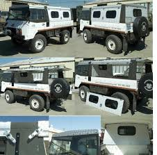 survival truck camper pinzgauer i want one yes i do cars u0026 cool machines