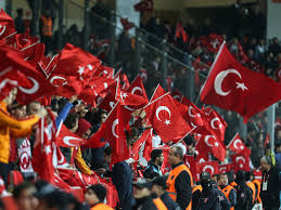 Turkey National Flag Turkey Fans Boo Minute U0027s Silence For Paris Attack Victims But It