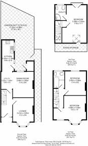 100 skinny houses floor plans gallery of mascara house ma
