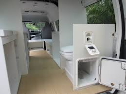 how to layout a kitchen design how to fit a kitchen bathroom and bedroom into a glorified taxi