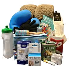 the comfort for chemotherapy gift hamper suitable for all adults