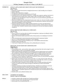 dd214 member 4 copy exle human resource specialist resume sles velvet jobs