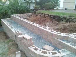 25 best retaining blocks ideas on pinterest retaining walls
