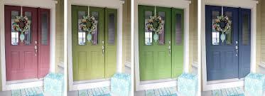 best paint exterior door home design