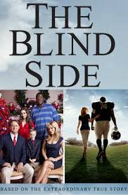 The Blind Aide The Blind Side Film Review Based On A True Story Splash