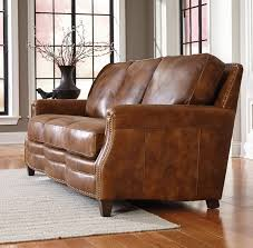 Learn About Leather With Bennetts Home Furnishingss Leather - Full leather sofas
