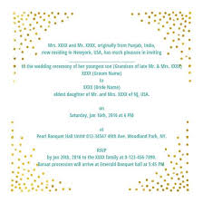 Wedding Invitation Phrases The 25 Best Indian Wedding Invitation Wording Ideas On Pinterest