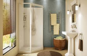 keystone by maax magnolia angle acrylic shower kit 102886 000