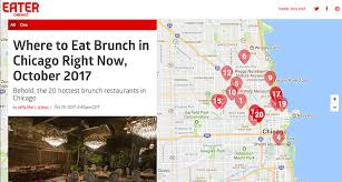 chicago zoo map where to eat brunch in chicago right now october 2017 welcome
