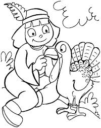 indian coloring book and color page coloring pages thanksgiving