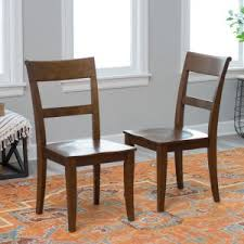 Ladder Back Dining Chairs Ladder Back Kitchen Dining Chairs Hayneedle