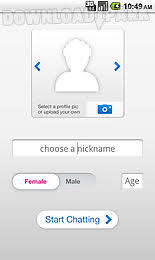 random chat app for android hello chatty random chat android app free in apk