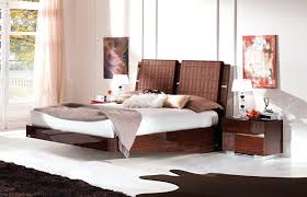 Oak Contemporary Bedroom Furniture Beds Contemporary Oak Bedroom Furniture Sets Modern Wooden Bed