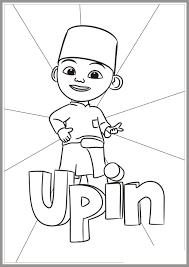 coloring page upin ipin kids drawing and coloring pages marisa