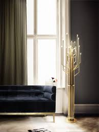 bright ideas a brass floor lamp for your contemporary design