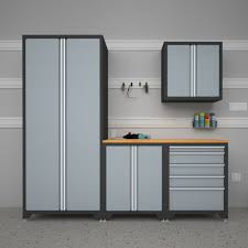 Overhead Kitchen Cabinets by Kitchen Desaign Luxury Garagegrey Color Lowes Garage Overhead