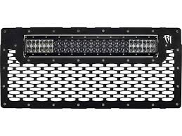 Jeep Wrangler Led Light Bar by Buy Jeep Jk Wrangler Grille For Rigid 20 Inch