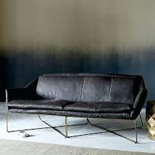 west elm leather sofa reviews west elm leather couch origami leather sofa west elm axel leather