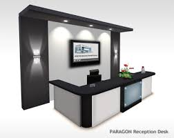 Reception Desk Furniture Second Marketplace Modern Office Furniture Paragon