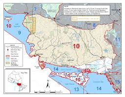 Map Of Time Zones In Canada by Fisheries Management Zone 10 Fmz 10 Ontario Ca