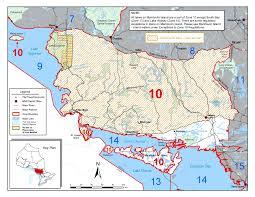 Wmu Map Fisheries Management Zone 10 Fmz 10 Ontario Ca