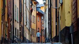 bbc capital the city with 20 year waiting lists for rental homes tightly packed period housing in stockholm old town credit getty images