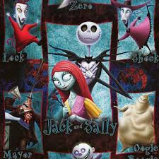 the nightmare before sally from topic