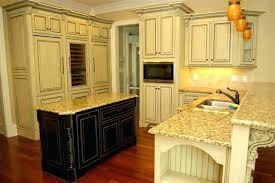 antique glazed kitchen cabinets kitchen cabinets atlanta antique glazed cabinetry traditional