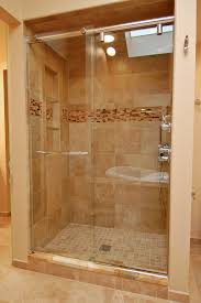 Standing Shower Bathroom Design Shower Enclosure Ideas Neoscape Completely Frameless Neo Ideas