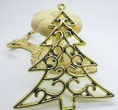 tree plastic hollow pendants tree decor ornaments