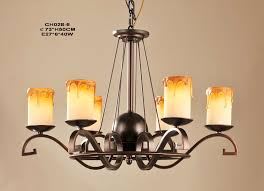 faux pillar candle chandelier lighting chandelier light candle editonline pertaining to brilliant household