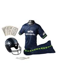 Alabama Football Halloween Costumes Nfl Seahawks Uniform Costume
