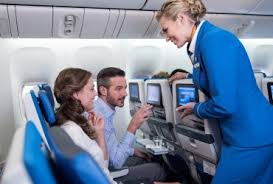 Klm Economy Comfort Klm Invests In Customer And Future With New Boeing 787 9 Bluebiz