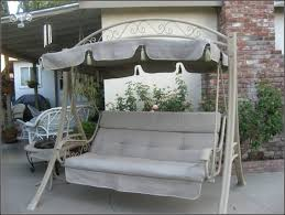 patio glider with canopy patios home decorating ideas 782m6pjabj