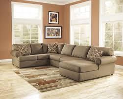 Ashley Furniture Microfiber Sectional Ashley Sectional Sofa Power Reclining Sectional Sofa 5 Top