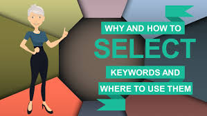 Why And How To Use by Why And How To Select Keywords And Where To Use Them Youtube