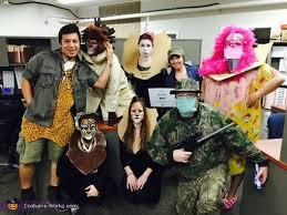 Halloween Hunter Costume Cecil Lion U0026 Hunter Group Halloween Costume