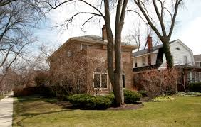 Clinton House Chappaqua by Growing Up In Protected Americana Hillary Clinton Looked Outside
