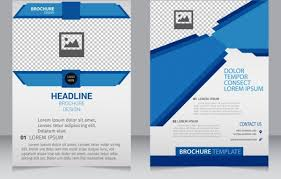 brochure template coreldraw free vector download 16 515 free