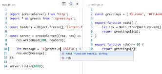 Visual Studio Code Map Visual Studio Code Es6 Visual Studio Code