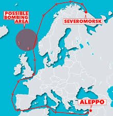 Map Of Russia And Alaska by Royal Navy Pledges To U0027man Mark U0027 Vladimir Putin U0027s Navy As Russians