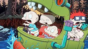 6 times the rugrats escaped danger because i was clickhole