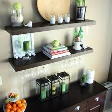Best Dining Room Storage Images On Pinterest Home Kitchen - Floating shelves in dining room