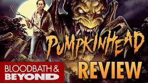pumpkinhead 1988 movie review youtube